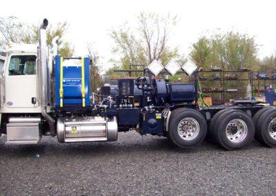 15K Treater Transport Truck