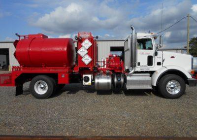 30 BBL Treater Truck
