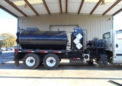 50 BBL Treater Truck
