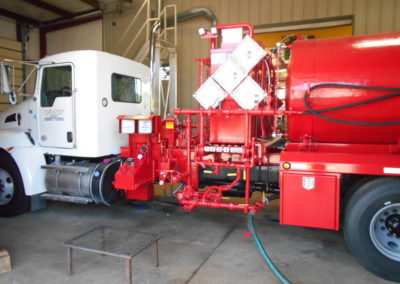 Multi-Chem 35BBL Treater Truck